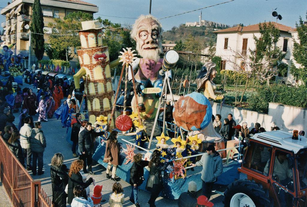 Carnevale 2001
